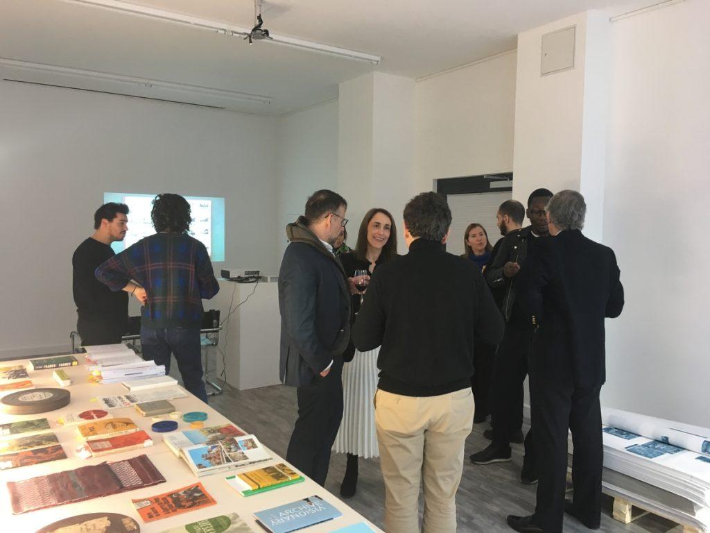 Camões Berlim – Encontro do Secretário de Estado da Cultura com Artistas residentes em Berlim