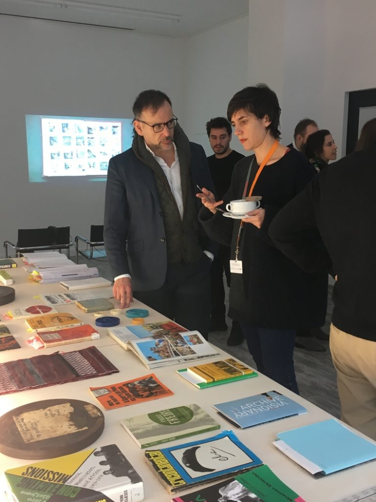 Camões Berlim – Treffen des Staatssekretärs für Kultur, Miguel Honrado, mit in Berlin lebenden portugiesischen Künstlern