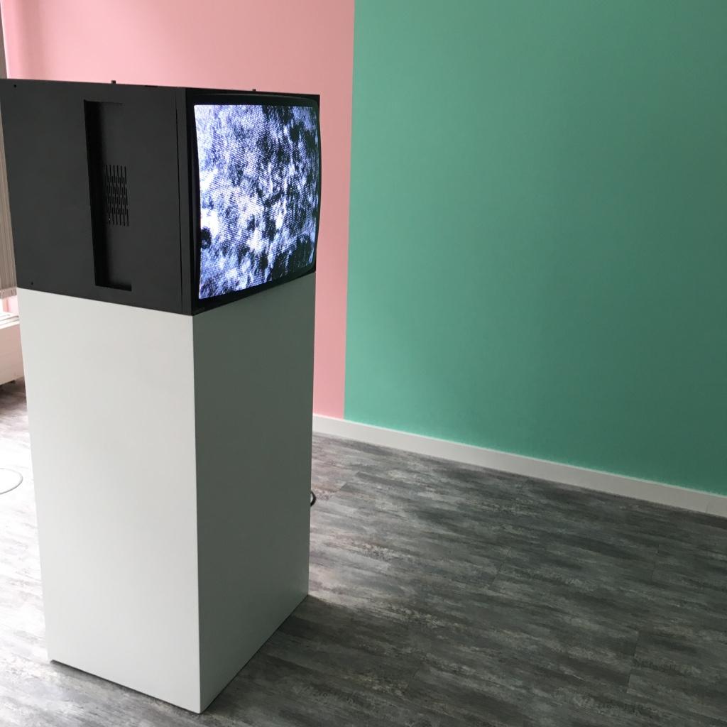 Camões Berlim – Exposição 1977/1981 de André Romão na Kunstraum  Botschaft