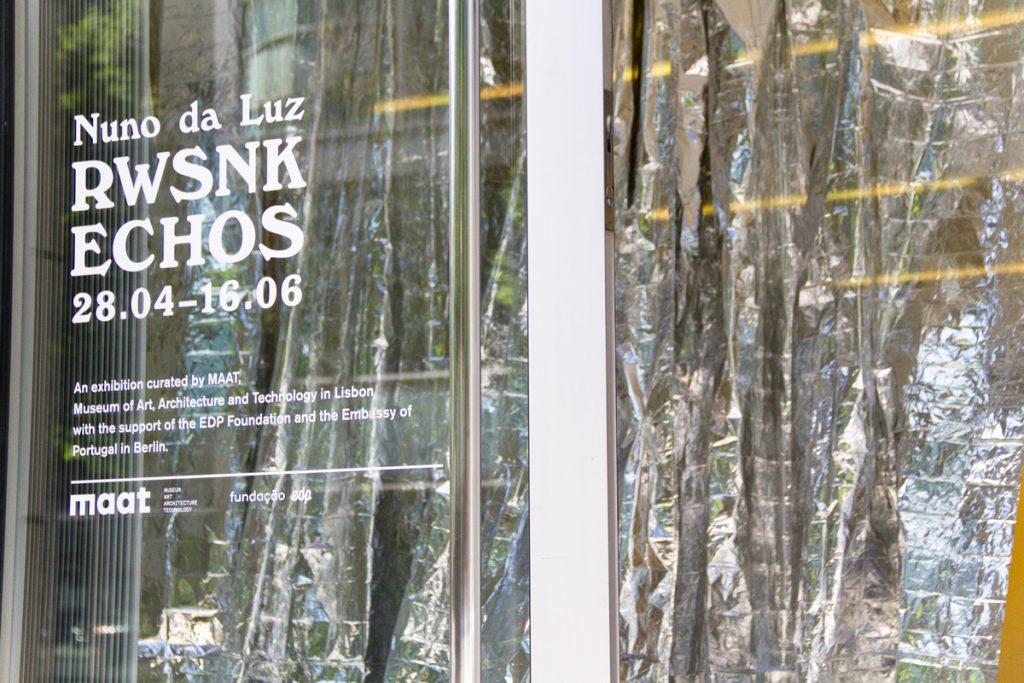 Camões Berlim – Exposição RWSNK ECHOS de Nuno da Luz