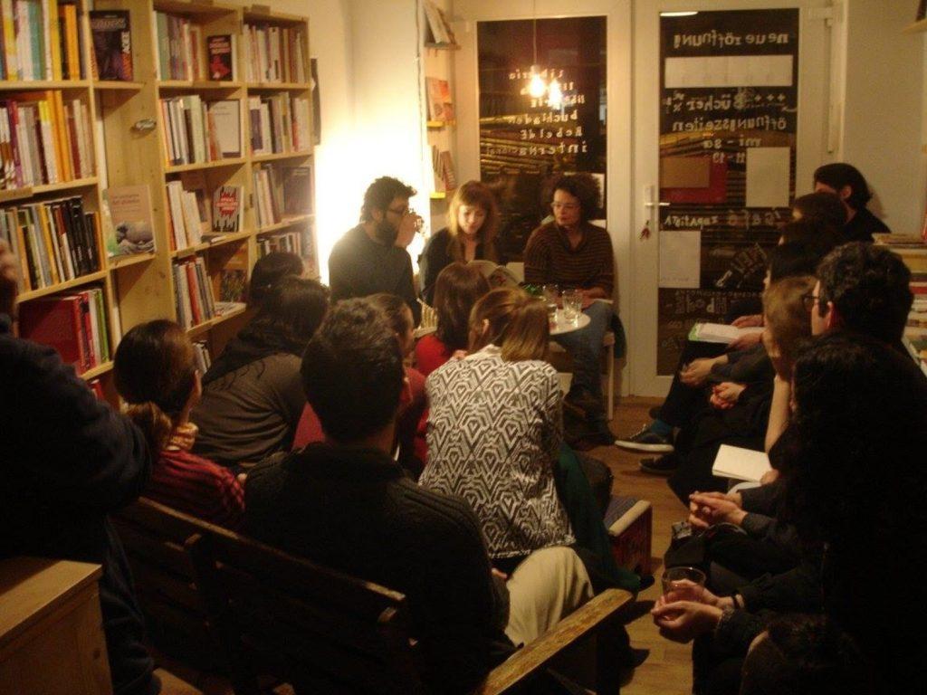 Camões Berlim – Leitura com poetas portugueses em Berlim