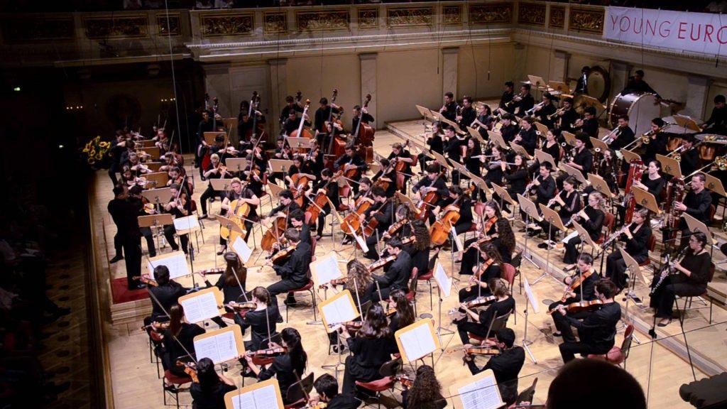 Camões Berlim – Jovem Orquestra Portuguesa no Young Euro Classic Festival