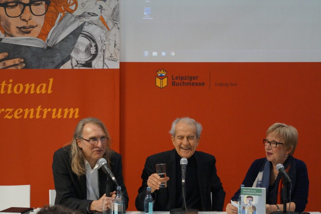Camões Berlim – Leipziger Buchmesse 2018