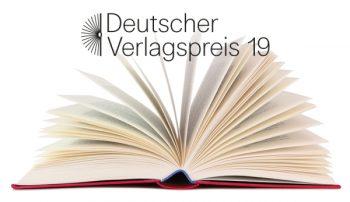 Camões Berlim – Deutscher Verlagspreis 2019