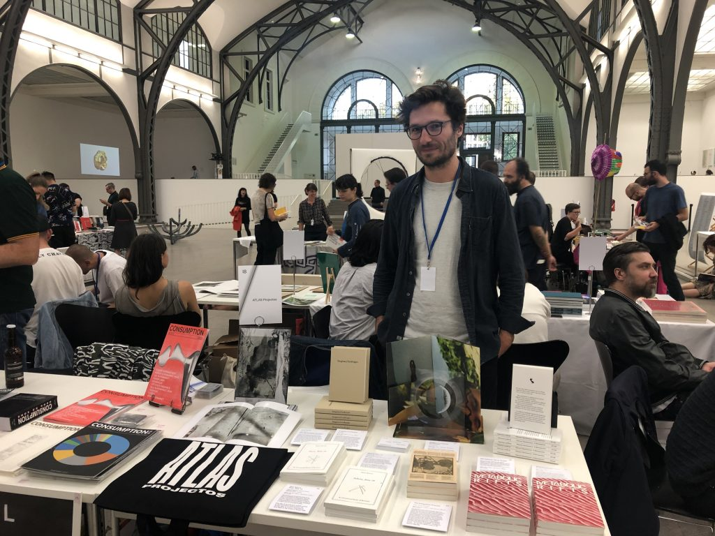Camões Berlim – Portugiesische Teilnahme bei Friends With Books: Art Book Fair Berlin