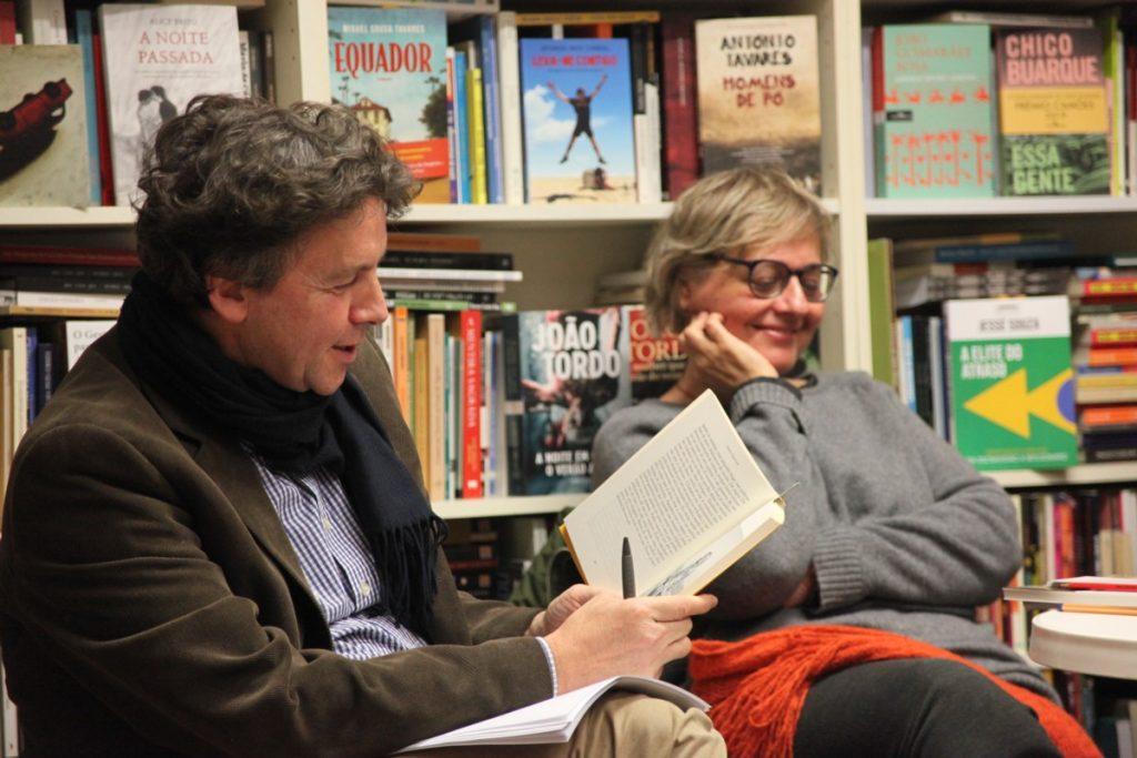 Camões Berlim – Itinerância literária da escritora Isabela Figueiredo na Alemanha