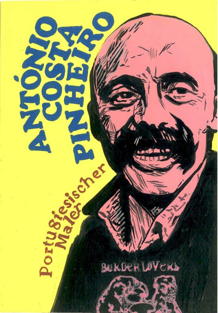 Camões Berlim – Tributo a António Costa Pinheiro em Munique -