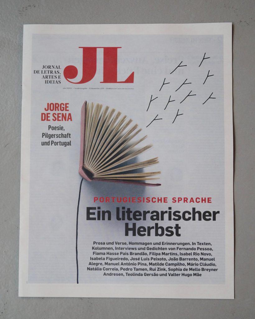 Camões Berlim – Lançamento da 3ª edição do Jornal de Letras em alemão -