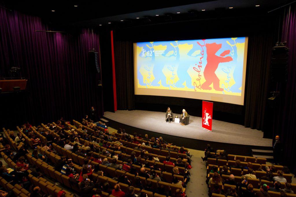 Camões Berlim – Primeiras confirmações portuguesas na Berlinale 2020 - Richard Hübner © Berlinale 2012